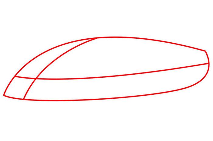 Учиться рисовать Lamborghini Murcielago