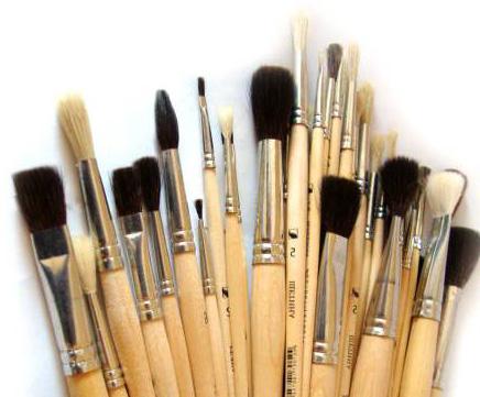 8 простых советов при покупке художественных кистей