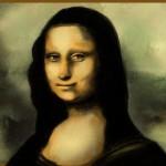 Сегодня рисуем Мону Лизу